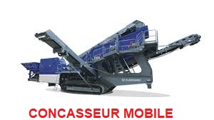 CONCASSAGE CRIBLAGE MOBILE